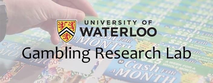 University of waterloo gambling keys to playing slot machines