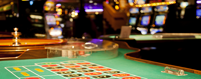 various game types at a casino