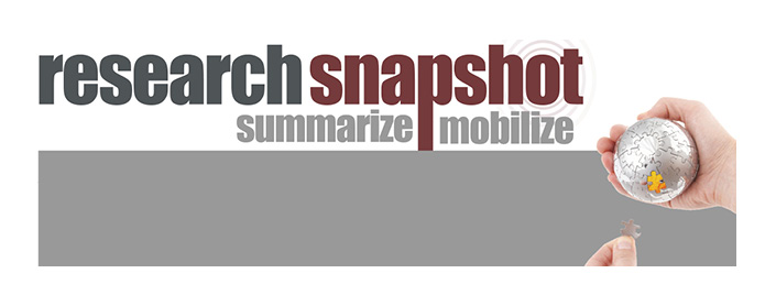 research snapshot logo